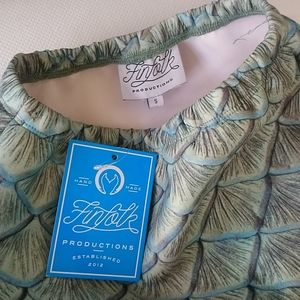 Finfolk Other - Finfolk Fabric Tail